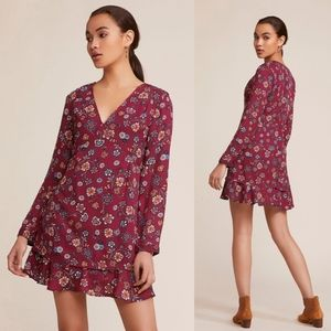 Jack by BB Dakota Young Folks Floral Mini Dress